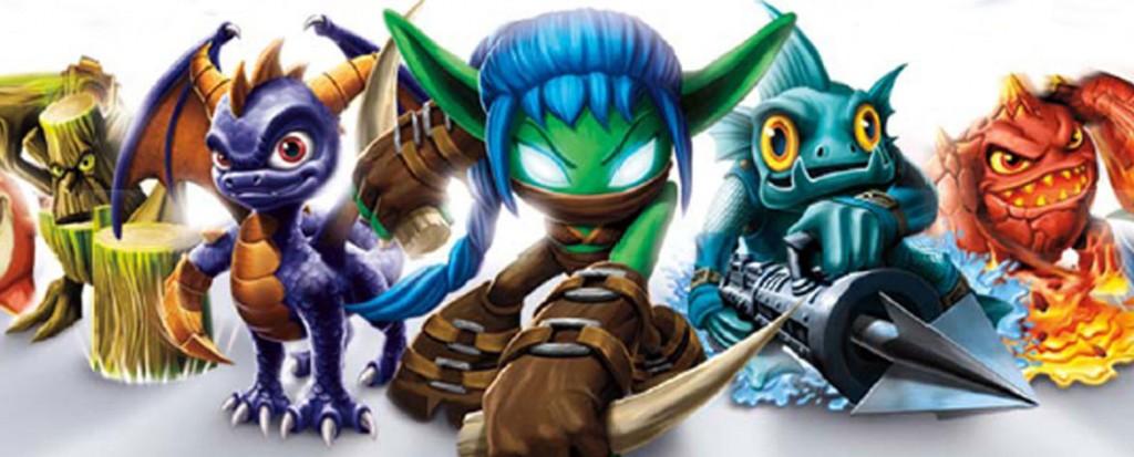 Skylander's Spyro's Adventure (Xbox 360, PS3, Wii, DS, PC)