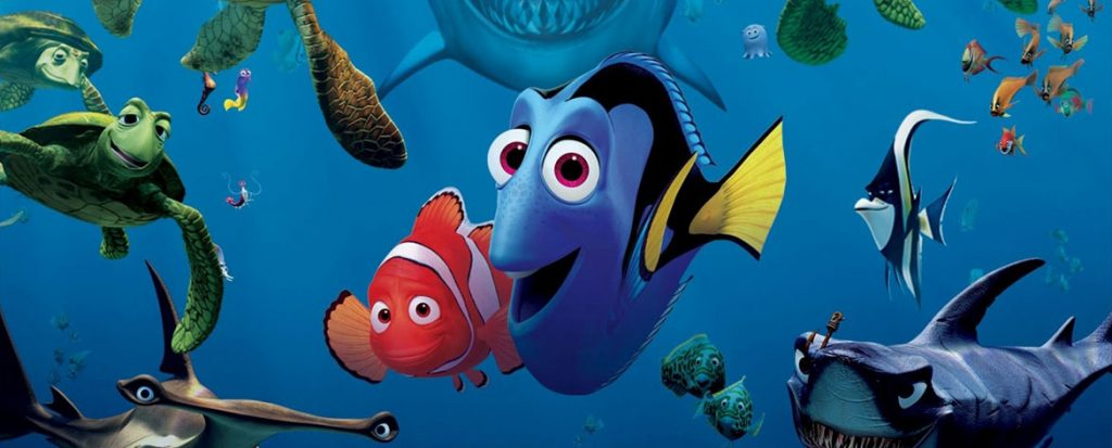 Finding Nemo 3D (Blu-ray)