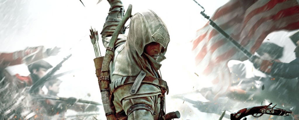 Assassin's Creed III (Xbox 360, PS3, Wii U)
