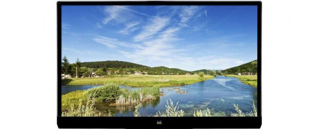 ViewSonic VX2270S Frameless IPS LED Display