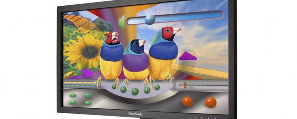 ViewSonic TD2220 LED-Lit Touchscreen Monitor