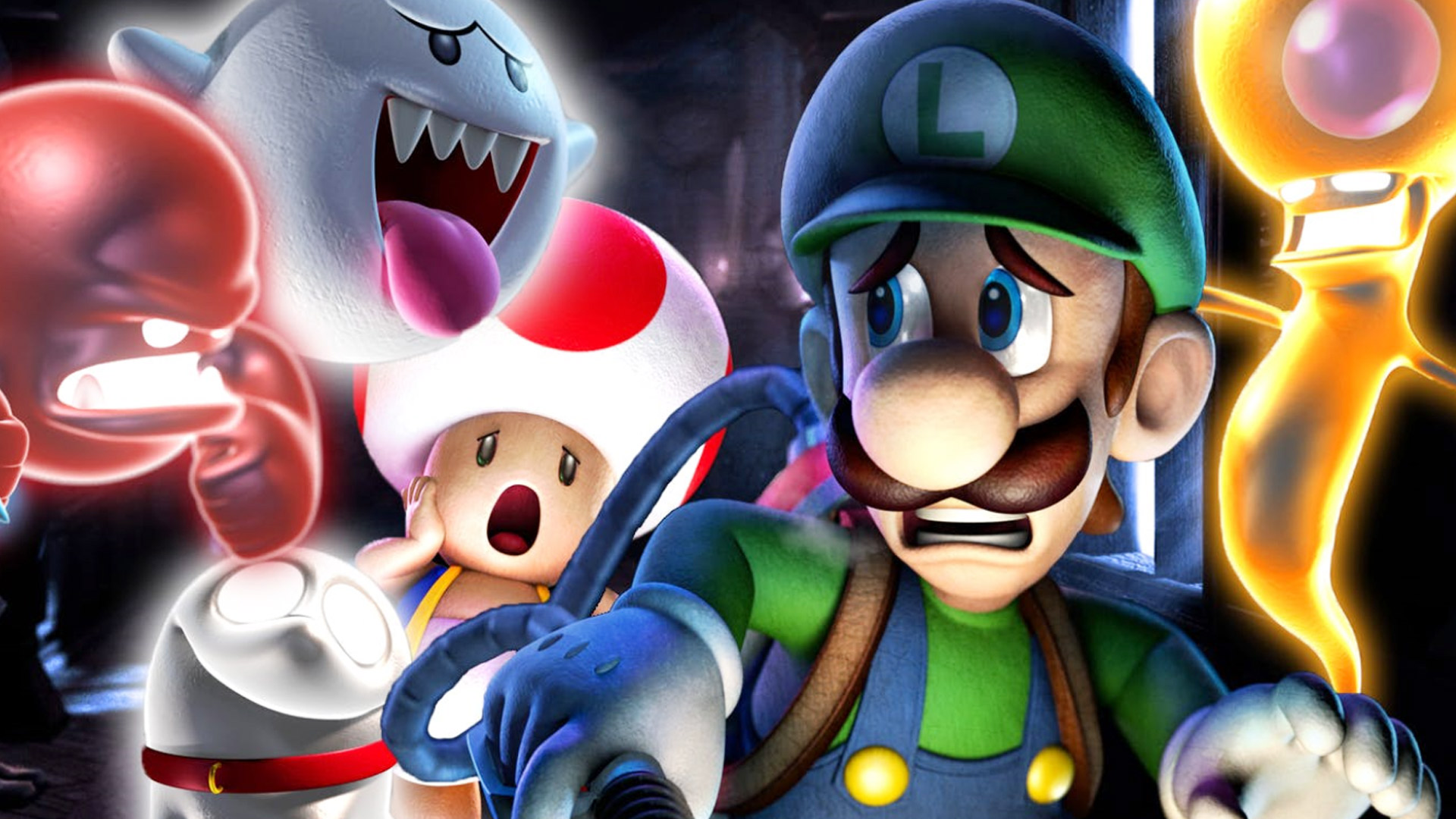 Luigi S Mansion Dark Moon Game Reviews Popzara Press