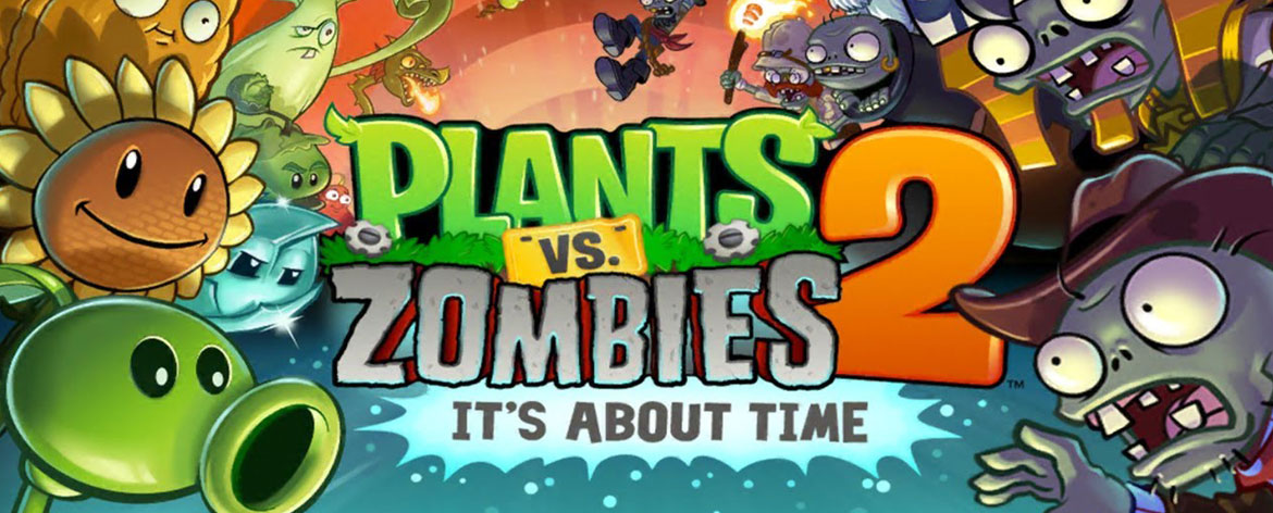 Plants vs Zombies 2: It's About Time (iOS) Game Reviews | Popzara Press