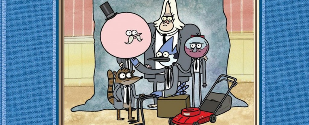 Regular Show: Season 1 & Season 2 (Blu-ray)