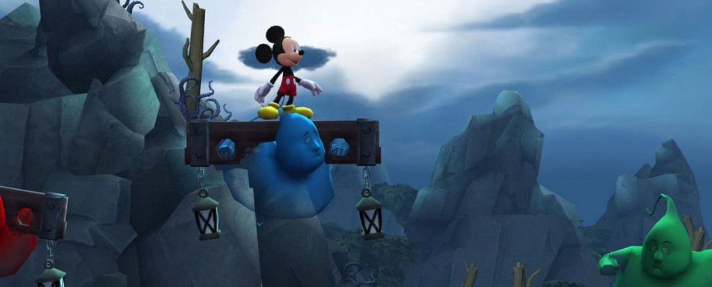 Castle of Illusion Starring Mickey Mouse (PS3, Xbox 360, PC)