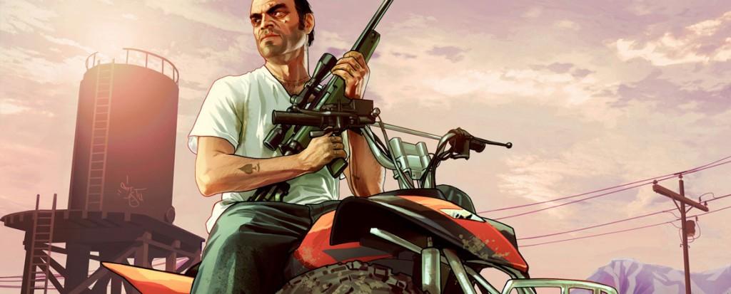 Grand Theft Auto V (PS3, Xbox 360)