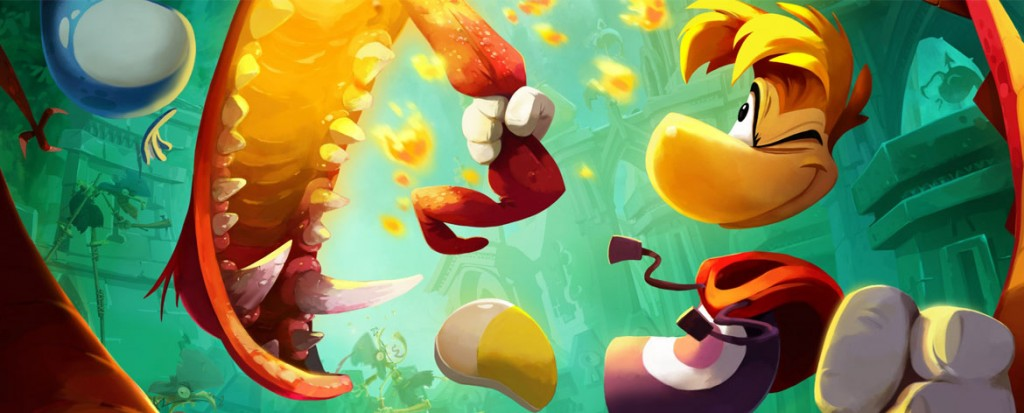 Rayman Legends (PS3, Xbox 360, Wii U, Vita, PC)
