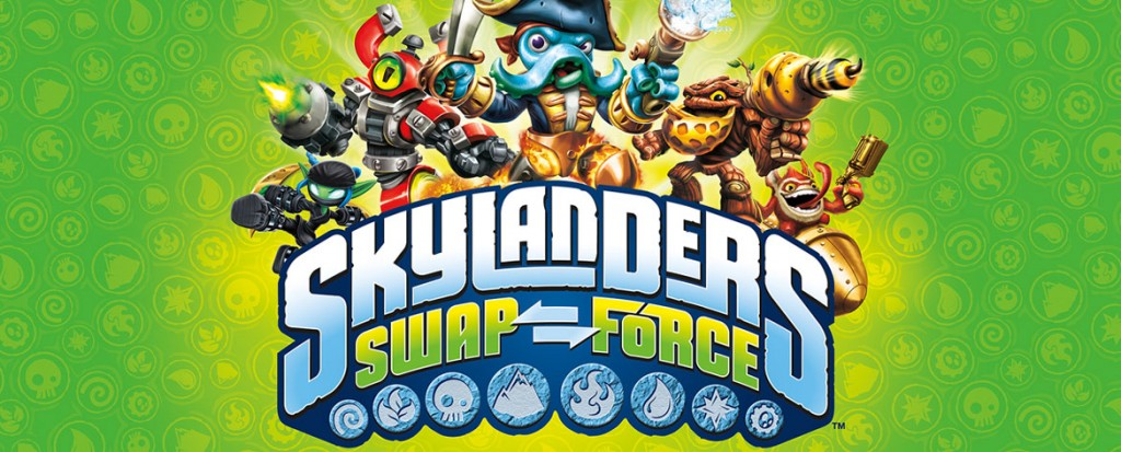Skylanders: Swap Force (Xbox 360, PS3, Wii, Wii U)