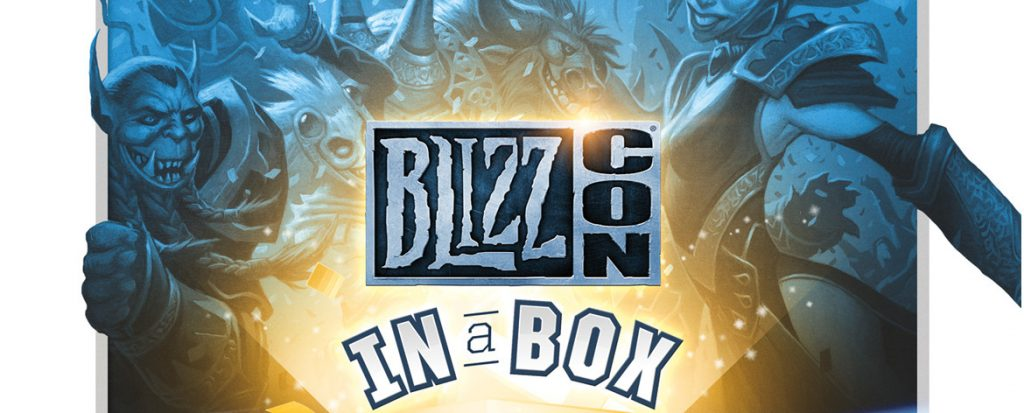 BlizzCon 2013: Blizzard in a Box