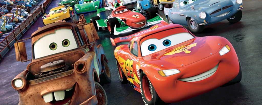 Cars: Ultimate Collector's Edition (Blu-ray)