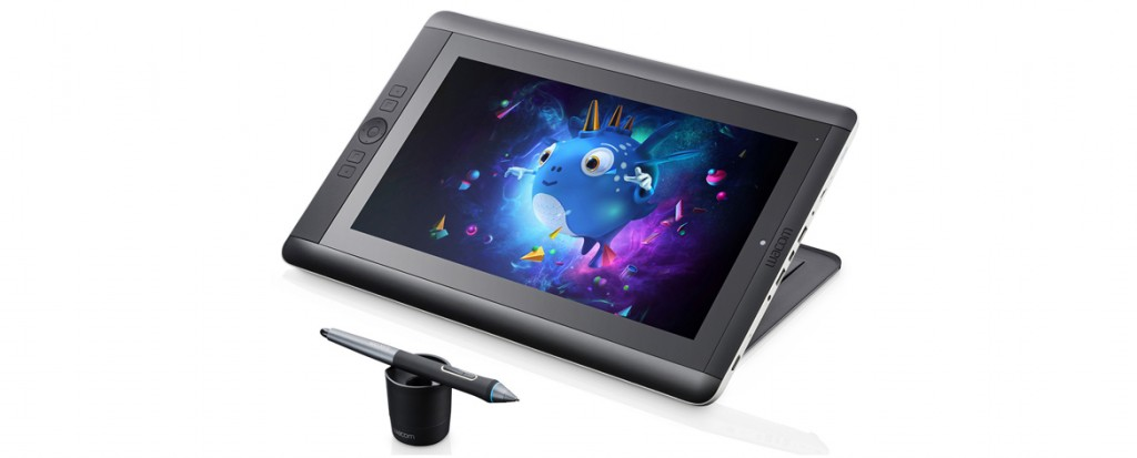 Wacom Presents Its Hybrid Tablet, Cintiq Companion Hybrid with Android for Artists