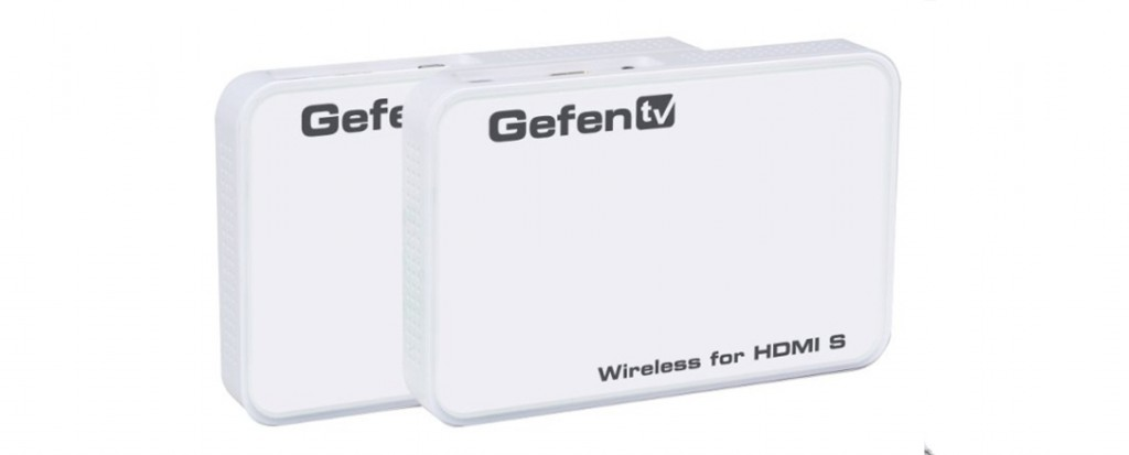 Gefen Wireless Extender for HDMI 60 GHz GTV-WHD-60G