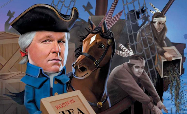 Rush Revere and the First Patriots (2014)