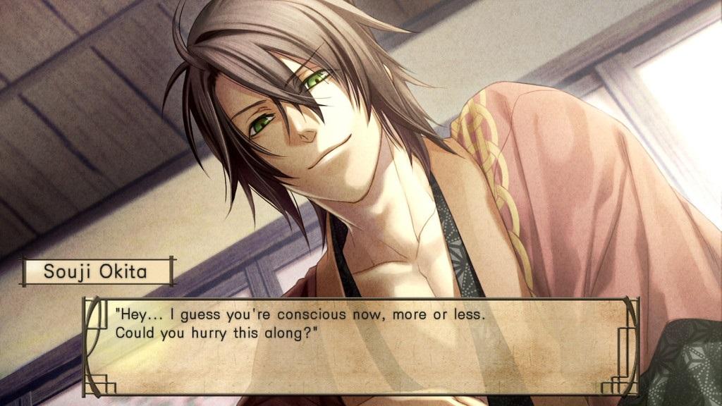 Hakuoki: Stories of the Shinsengumi (PS3)