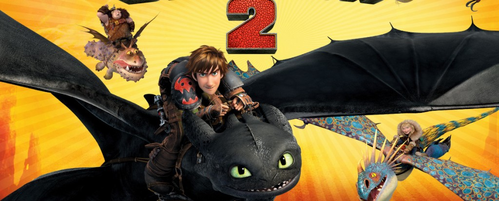 How to Train Your Dragon 2 (3DS)