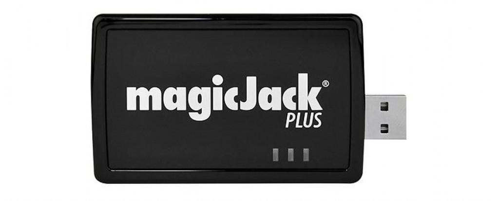 MagicJack Plus VoiP Adapter