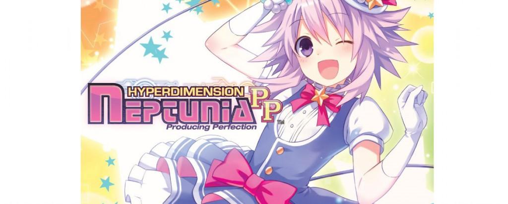Hyperdimension Neptunia: Producing Perfection (PS Vita)