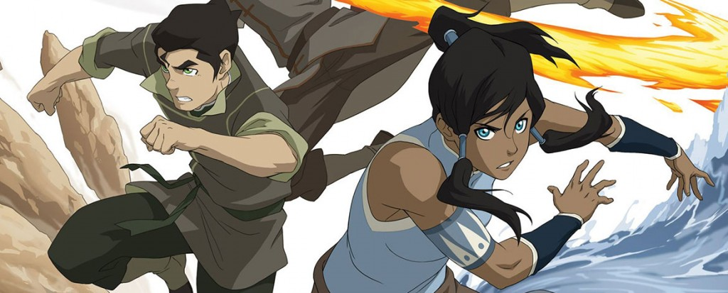 The Legend of Korra – Book Two: Spirits (Blu-ray)