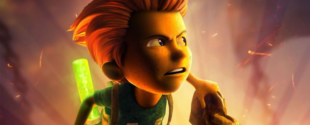 Max: The Curse of Brotherhood (Xbox 360, Xbox One)
