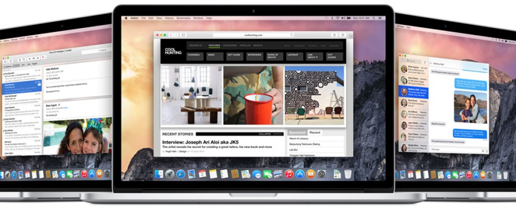 OS X Yosemite Beta Feature Preview