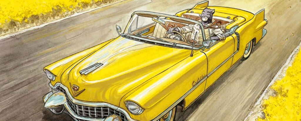 Blacksad: Amarillo (2014)