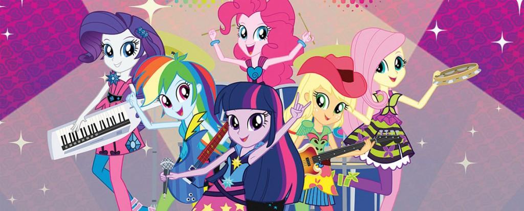 My Little Pony Equestria Girls: Rainbow Rocks (Blu-ray)
