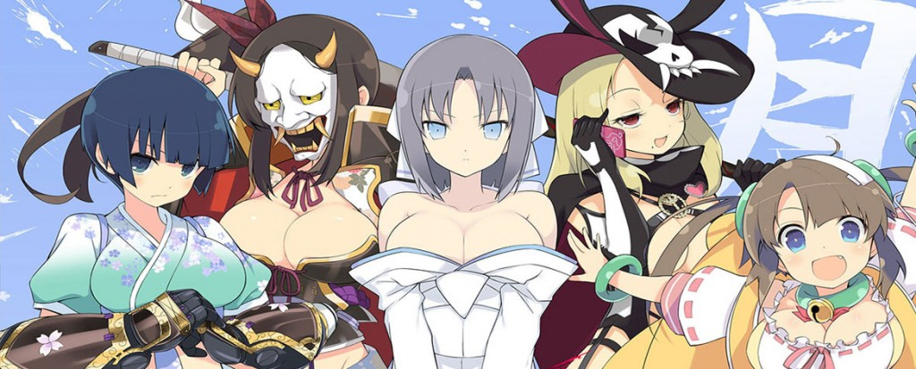 Senran Kagura Shinovi Versus (PS Vita)