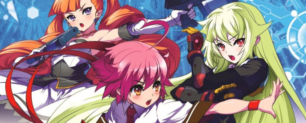 Arcana Heart 3: LOVE MAX!!!!! (PS3, PS Vita)