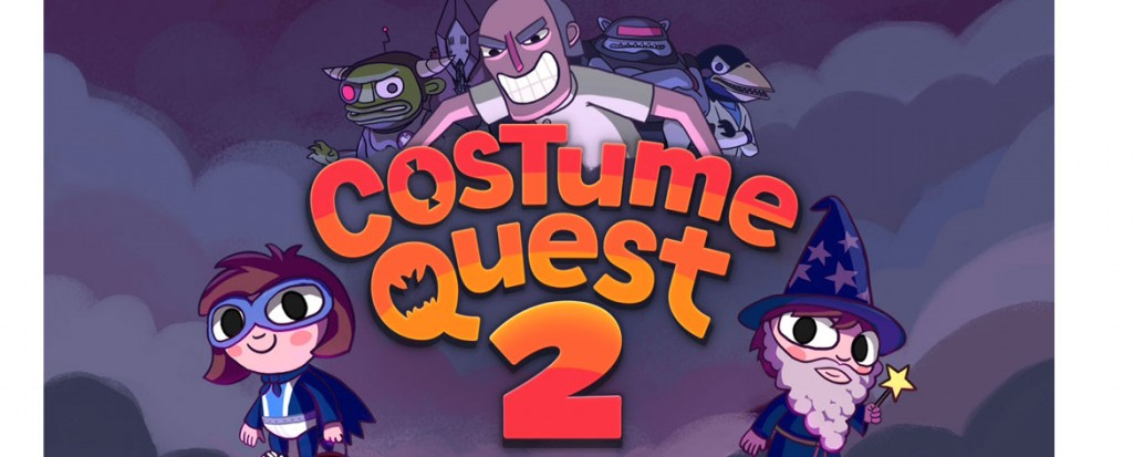 Costume Quest 2 (PS3, PS4, Xbox 360, Wii U)