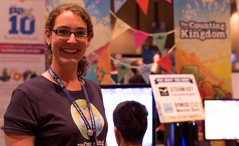 Developer Jenna Hoffstein Talks The Counting Kingdom, Educational Gaming