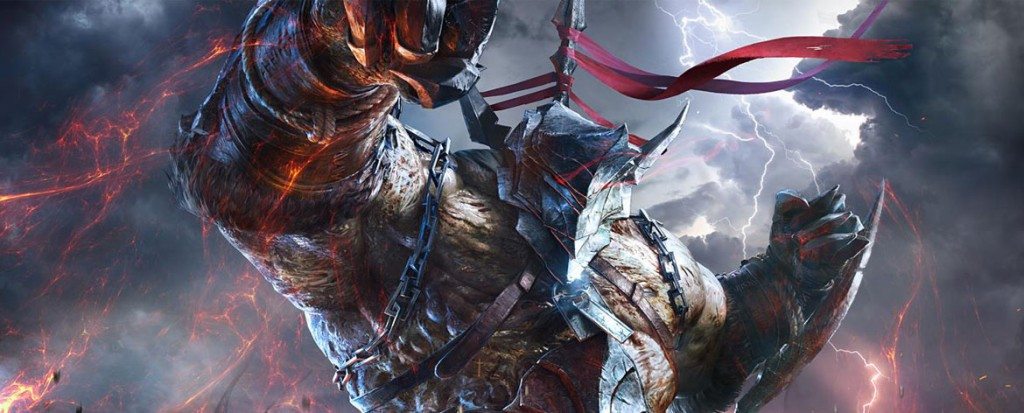 Lords of the Fallen (PS4, Xbox One)