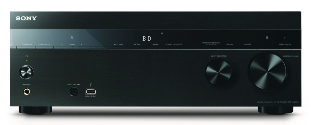 Sony STR-DN850 Wi-Fi Network AV Receiver