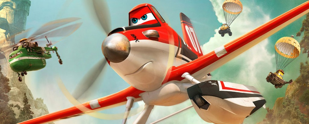 Planes: Fire and Rescue (Wii U)