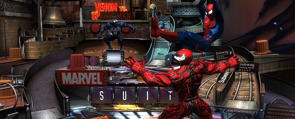 Zen Pinball 2: Venom (PS4, Xbox One, Wii U)