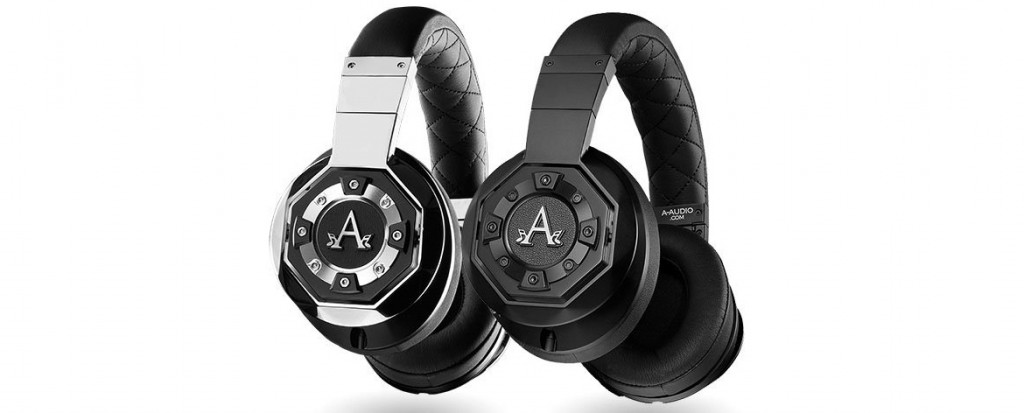 CES 2015: A-Audio Ties High-End Fashion to High-End Audio