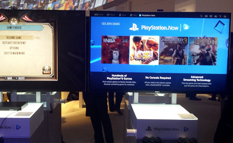 CES 2015: PlayStation Now Gets Subscription Upgrade