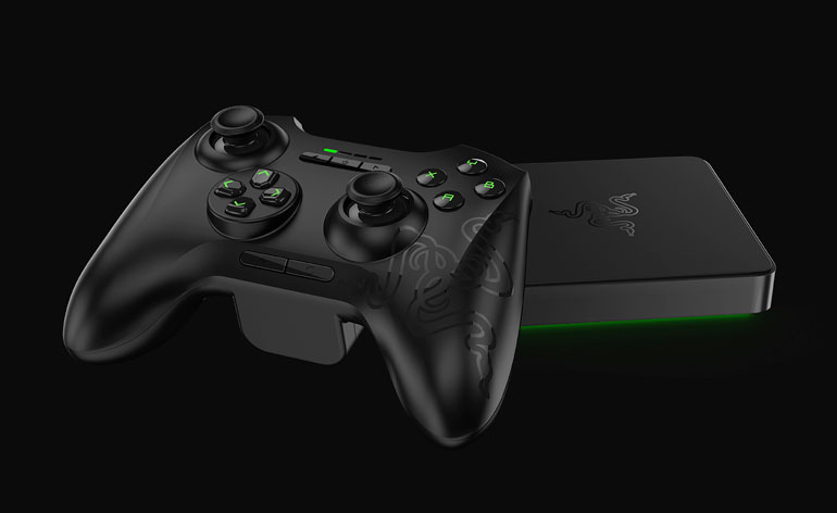 CES 2015: Razer Forge TV Hands-On