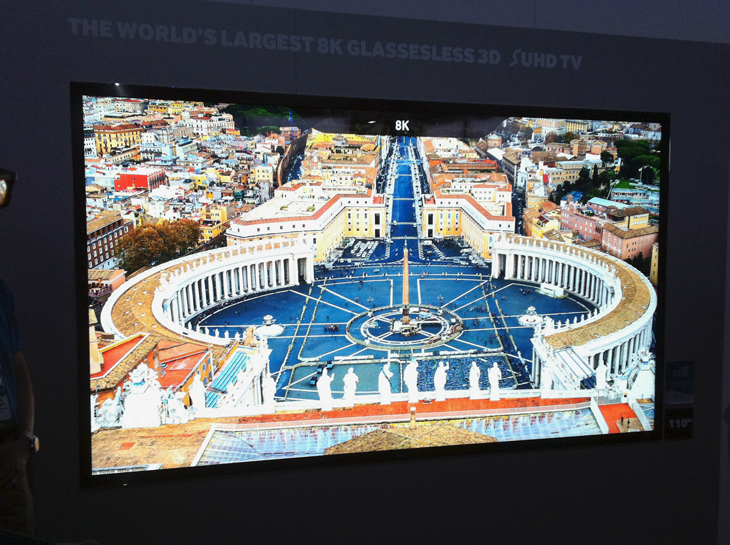 CES 2015: More 4K and Everything Else TVs