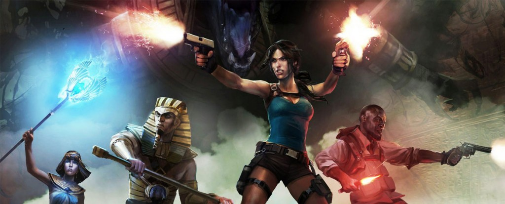 Lara Croft and the Temple of Osiris (Steam)