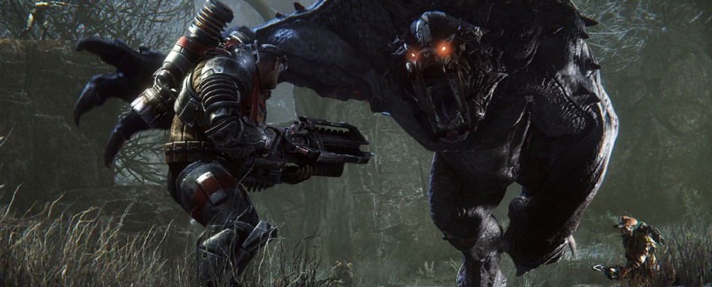 Evolve (PS4, Xbox One, Steam)