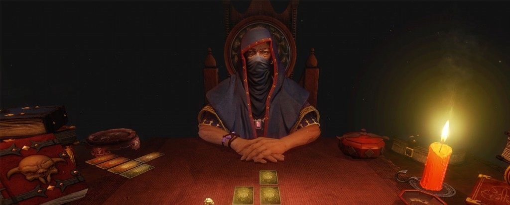 Hand of Fate (PS4, Xbox One, Steam)