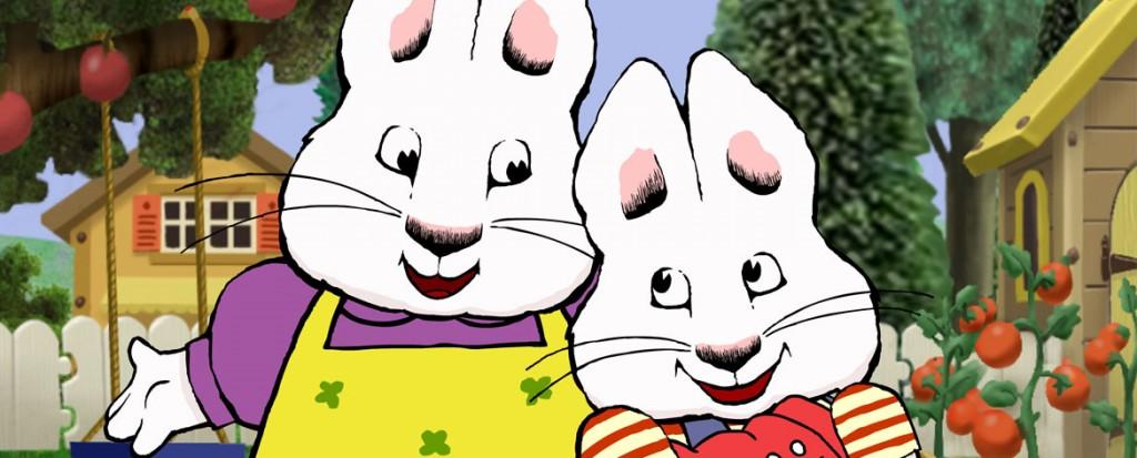 Max and Ruby: Sweet Siblings (DVD)