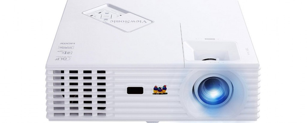 ViewSonic Dual HDMI 1080p Home Entertainment Projector