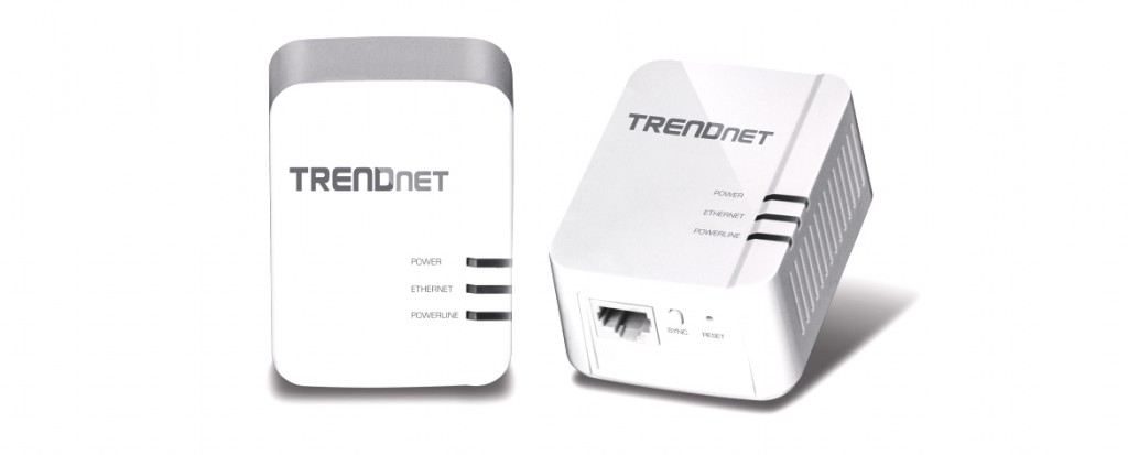 TRENDnet Powerline 1200 AV2 Adapter Kit
