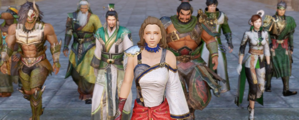 Dynasty Warriors 8: Empires (PS4, Xbox One)