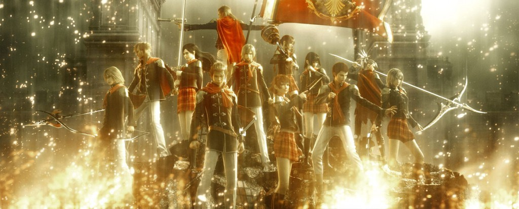 Final Fantasy Type-0 HD (PS4, Xbox One)
