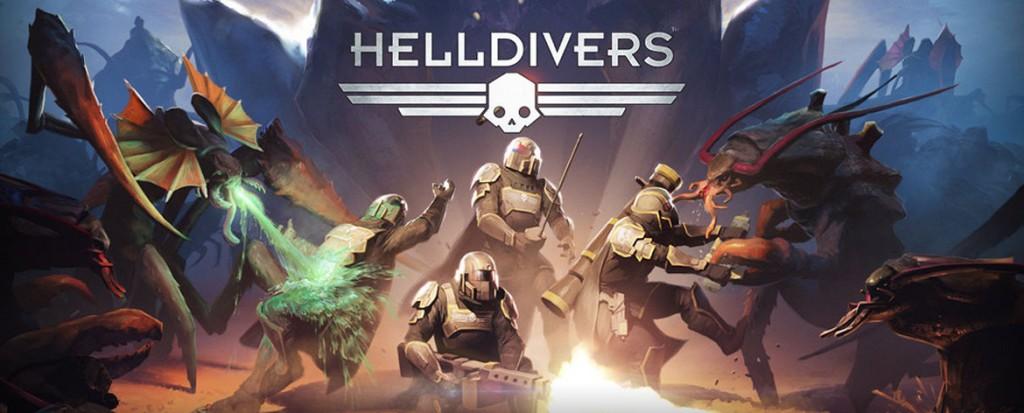 Helldivers (PS4, PS3)