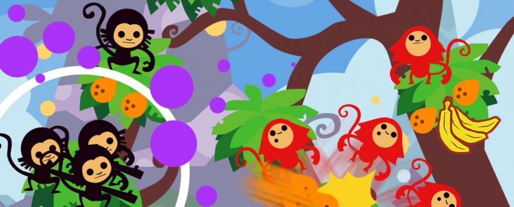 Jungle Rumble: Freedom, Happiness, and Bananas (PS Vita)