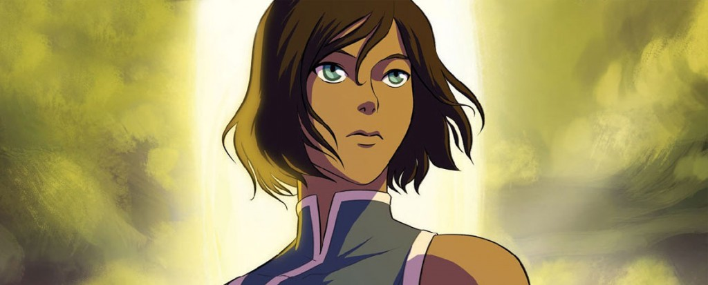 The Legend of Korra Book Four: Balance (Blu-ray)