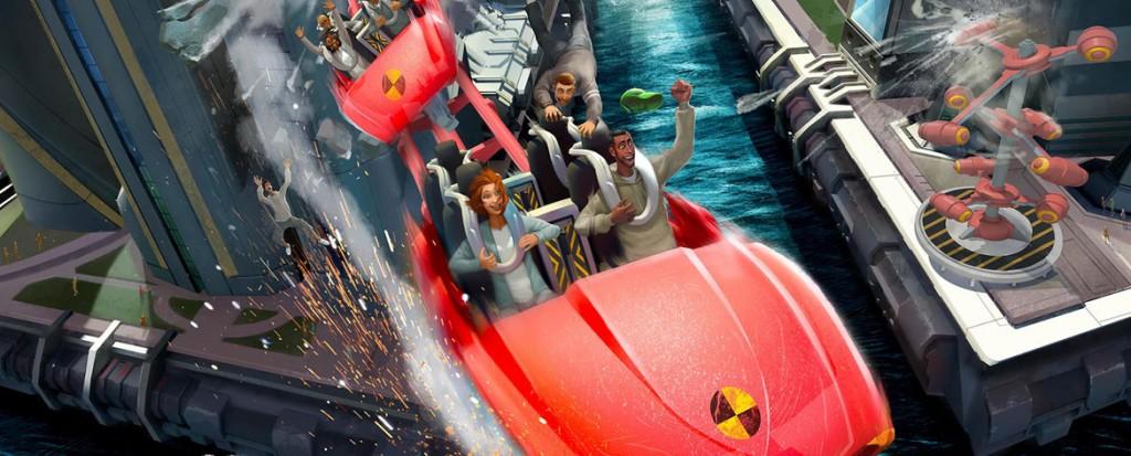ScreamRide (Xbox One, Xbox 360)